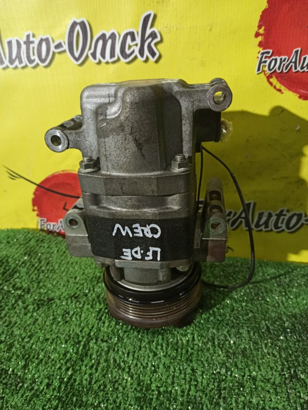 Компрессор кондиционера Mazda Mazda Axela BK3P L3-VE (б/у)