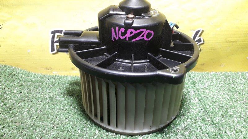 Мотор печки Toyota Funcargo NCP10 (б/у)