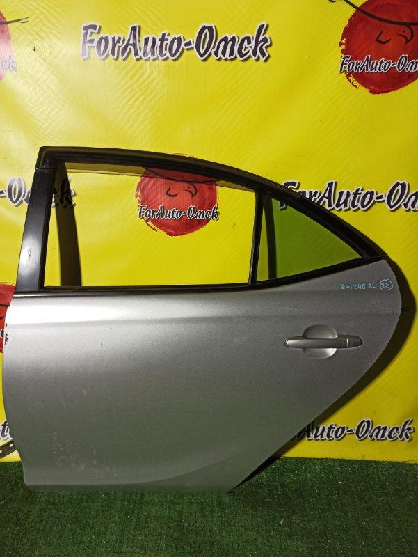 Дверь Toyota Allion ZZT245 1ZZ-FE 2003 задняя левая (б/у)