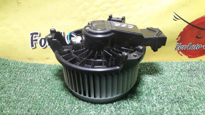 Мотор печки Honda Fit GE6 (б/у)