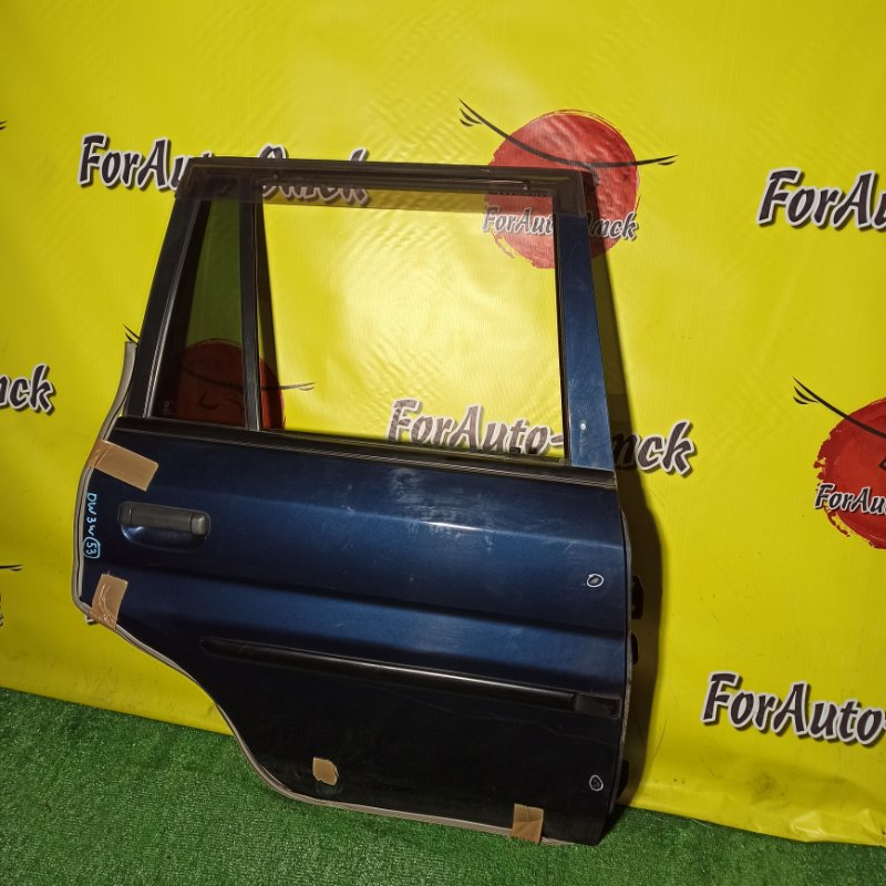 Дверь Ford Festiva DW3WF B3 1997 задняя правая (б/у)