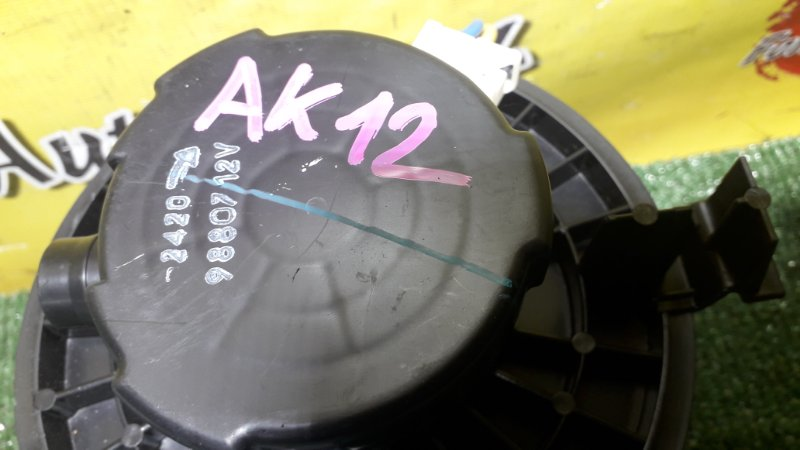 Мотор печки Nissan Ad AK12 (б/у)