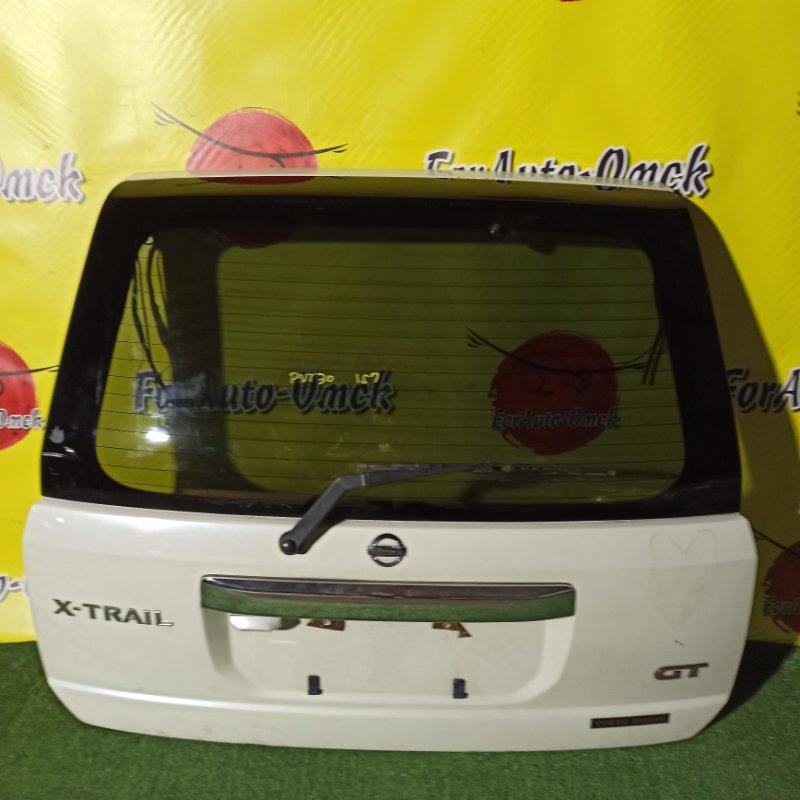Дверь 5-я Nissan X-Trail PNT30 SR20-VET 2004 (б/у)