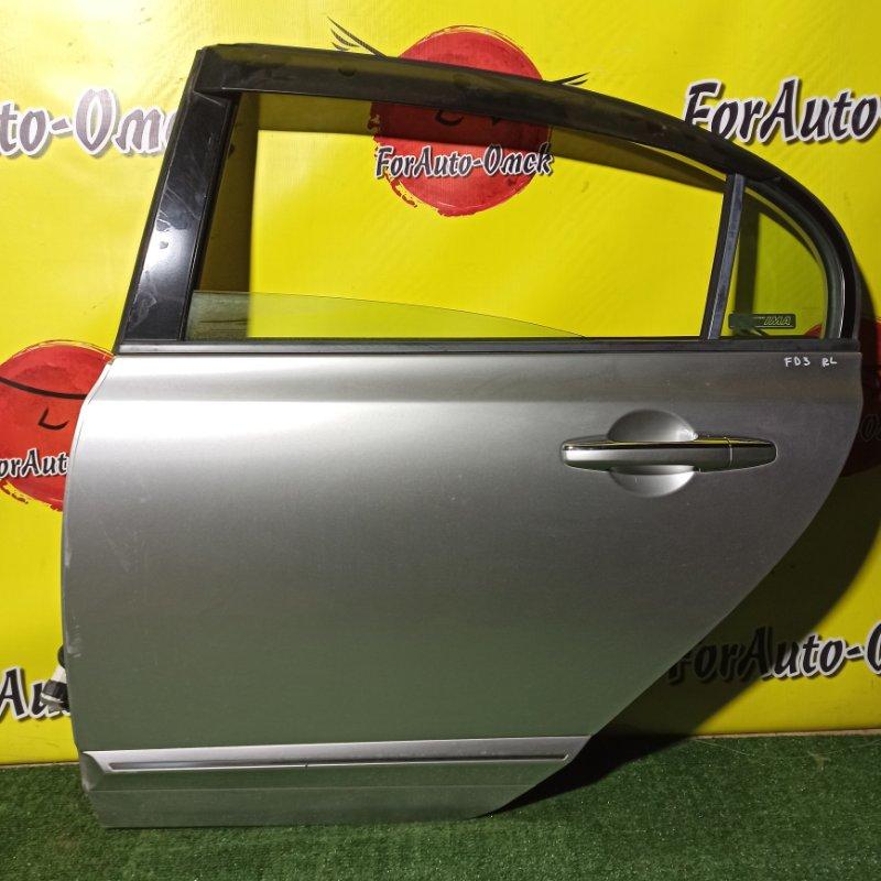 Дверь Honda Civic FD1 задняя левая (б/у)
