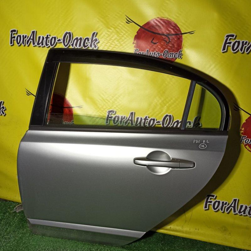 Дверь Honda Civic FD1 R18A 2005 задняя левая (б/у)
