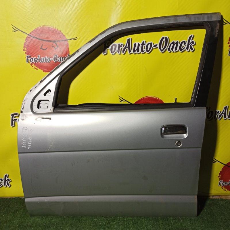 Дверь Daihatsu Terios Kid J111G EF-DEM 2003 передняя левая (б/у)