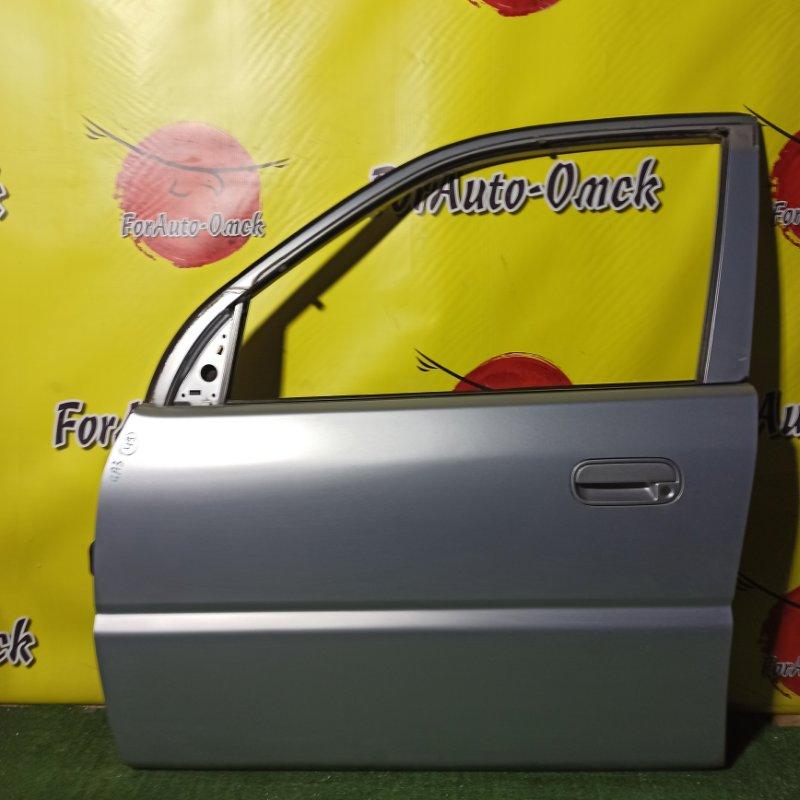 Дверь Honda Logo GA3 D13B 2000 передняя левая (б/у)