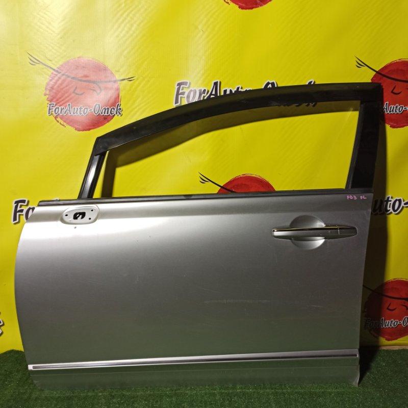 Дверь Honda Civic FD1 FD2 FD3 передняя левая (б/у)