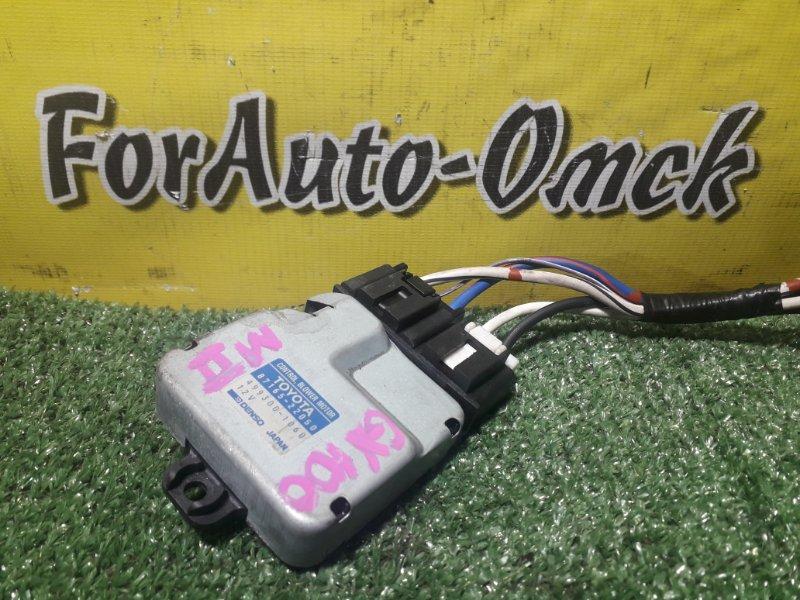 Реостат печки Toyota Chaser JZX100 (б/у)
