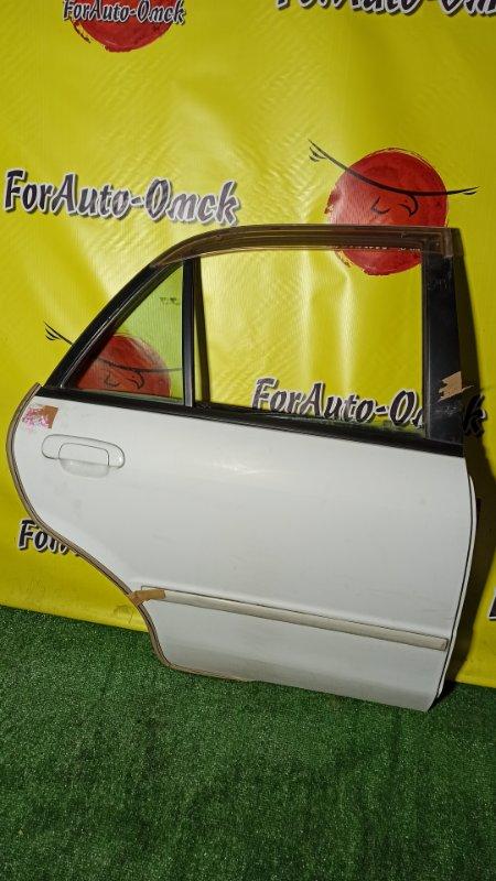 Дверь Mazda Familia BJ5P ZL-DE 2003 задняя правая (б/у)