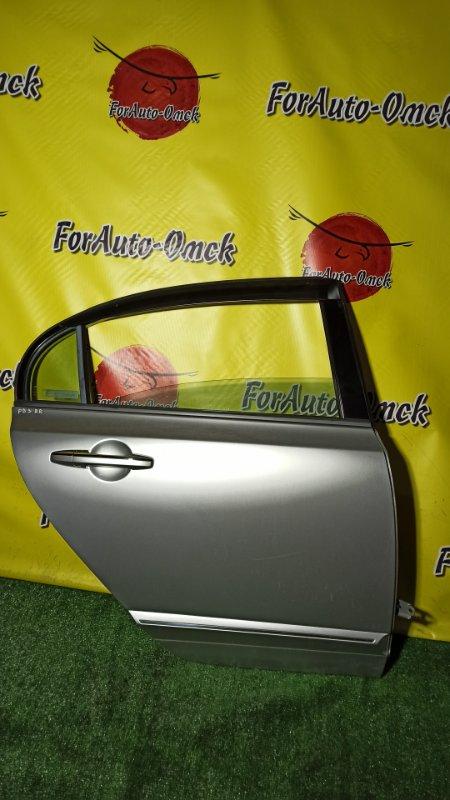 Дверь Honda Civic FD1 задняя правая (б/у)