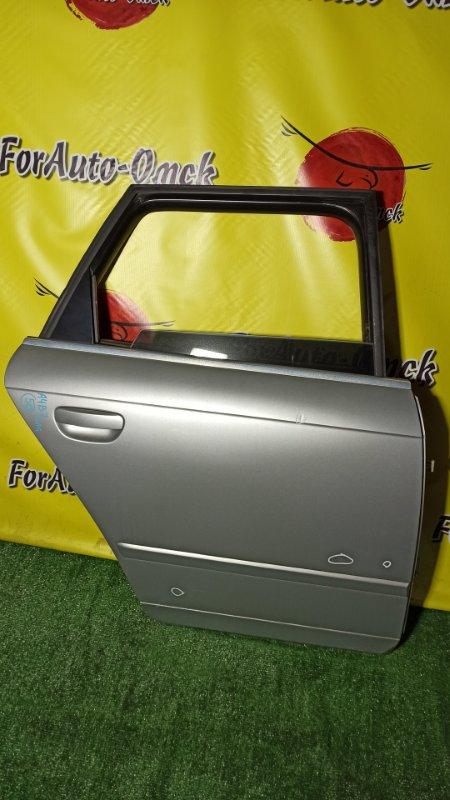 Дверь Audi A4 8ED ALT 2006 задняя правая (б/у)