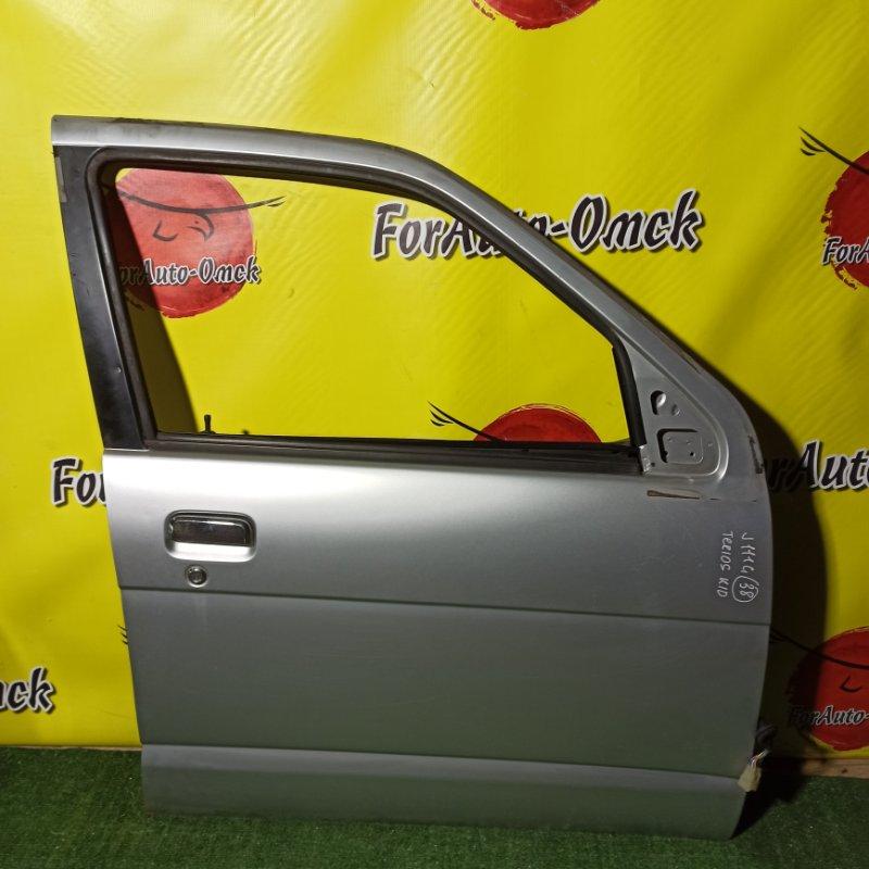 Дверь Daihatsu Terios Kid J111G EF-DEM 2003 передняя правая (б/у)