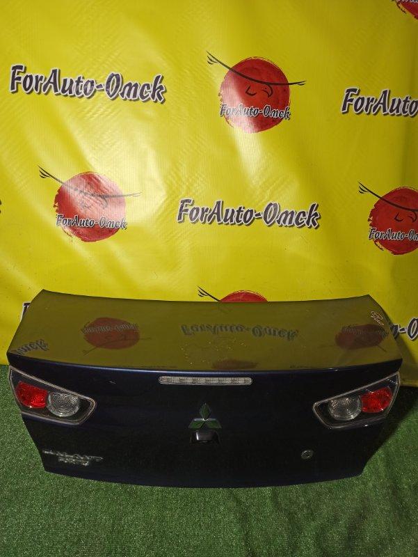 Крышка багажника Mitsubishi Galant Fortis CY3A 4B10 2010 (б/у)