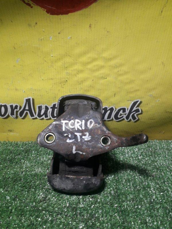 Подушка двс Toyota Estima TCR10 2TZ-FE левая (б/у)