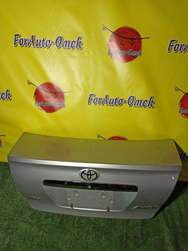 Крышка багажника Toyota Allion AZT240 (б/у)