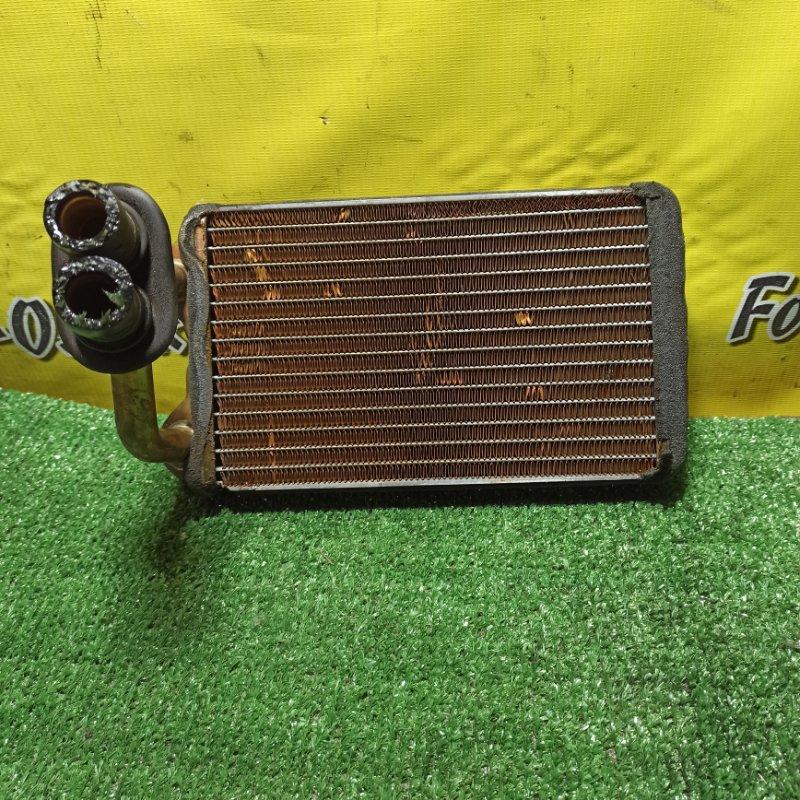 Радиатор печки Toyota Sprinter Marino AE100 5A-FE 1994 (б/у)