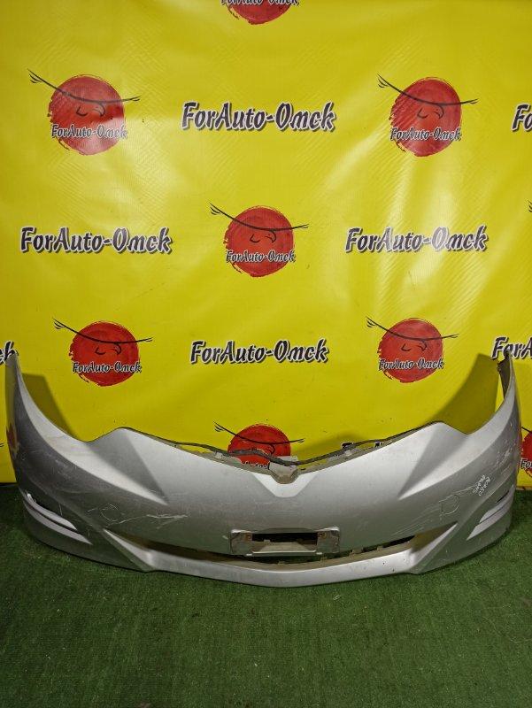Бампер Toyota Estima ACR50 передний (б/у)