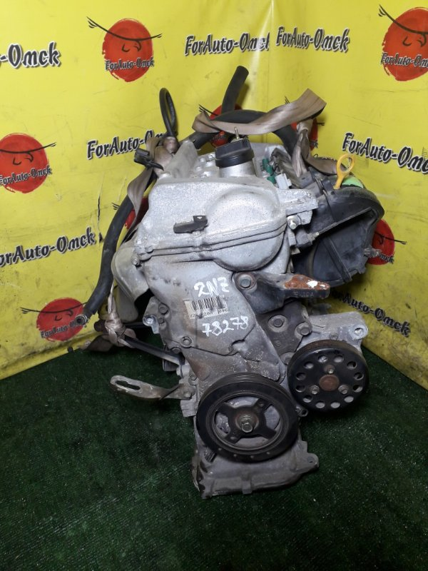 Двигатель Toyota Bb NCP10 2NZ-FE (б/у)
