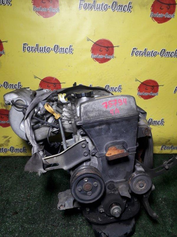Двигатель Toyota Carina AE101 4A-FE (б/у)