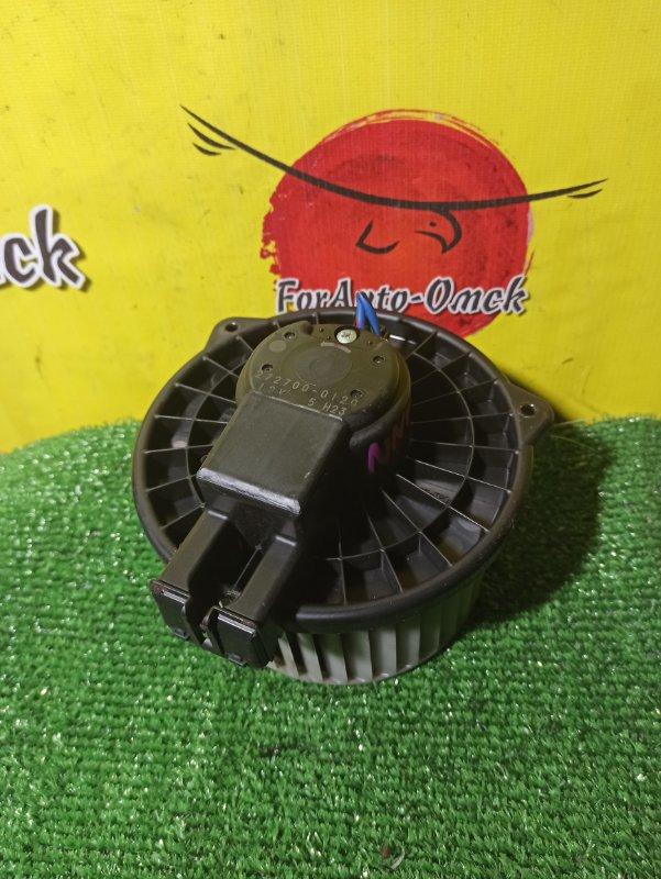 Мотор печки Toyota Porte NCP81G (б/у)