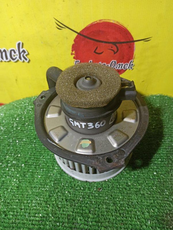 Мотор печки Chevrolet Trailblazer GMT360 LL8 (б/у)