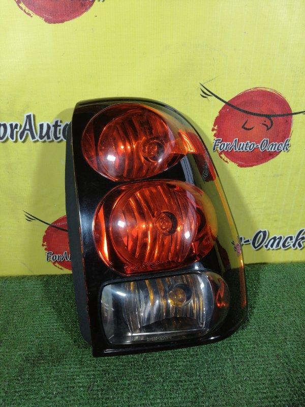 Стоп-сигнал Chevrolet Trailblazer GMT360 LL8 правый (б/у)