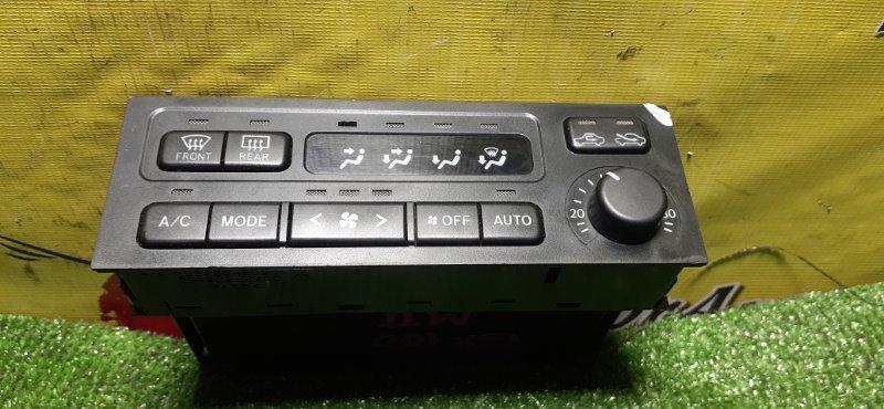 Климат-контроль Toyota Chaser CXM10G (б/у)