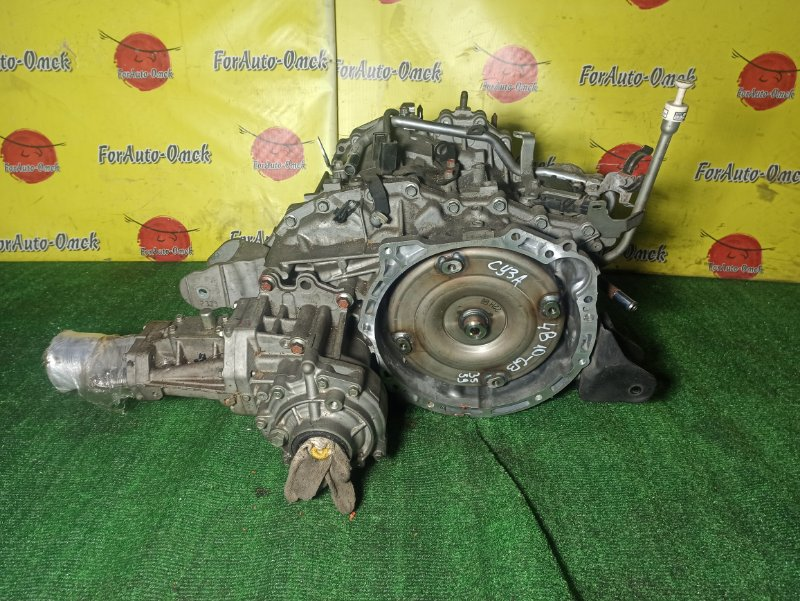 Акпп Mitsubishi Galant Fortis CY3A 4B10 2010 (б/у)