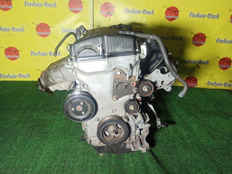 Двигатель Mitsubishi Galant Fortis CY3A 4B10 2010 (б/у)