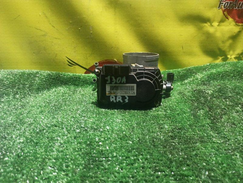 Заслонка дроссельная Honda Elysion KB1 J30A (б/у)