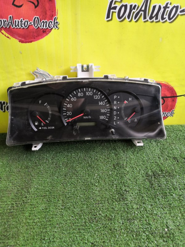 Панель приборов Toyota Corolla Spacio NZE121 1NZ-FE 2004 (б/у)