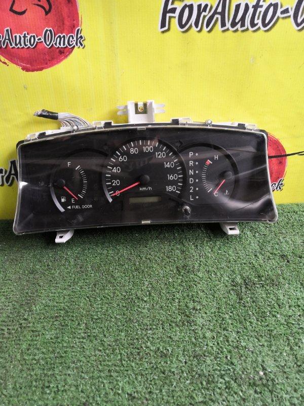 Панель приборов Toyota Corolla Spacio NZE121 1NZ-FE 2003 (б/у)
