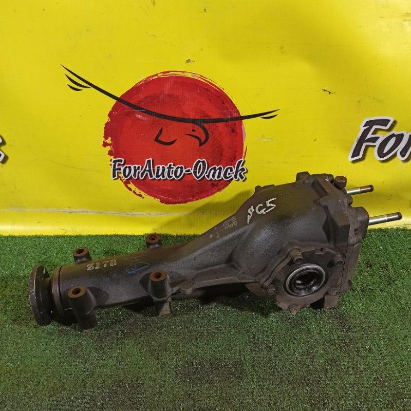 Редуктор Subaru Forester SG5 задний (б/у)