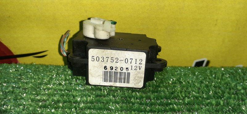 Сервопривод заслонок печки Nissan Ad C11 (б/у)