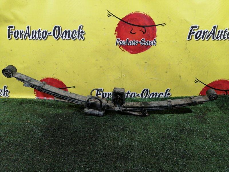 Рессора Toyota Caldina Van ST198V 3S-FE 2001 задняя левая (б/у)