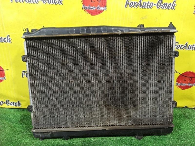 Радиатор двс Nissan Cima GF50 VK45DE (б/у)