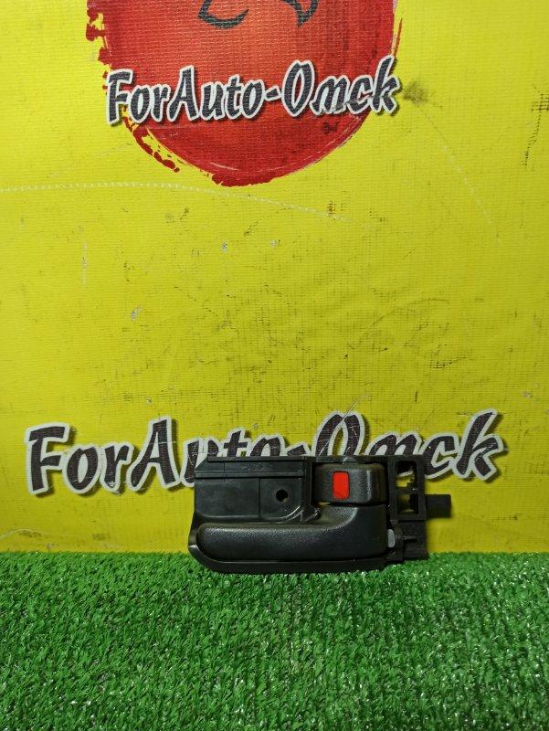 Ручка двери внутренняя Toyota Scion Allex ANE10G передняя правая (б/у)