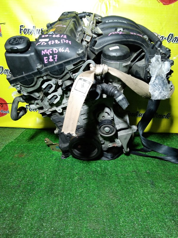 Двигатель Bmw 1-Series E87 N45B16 (б/у)
