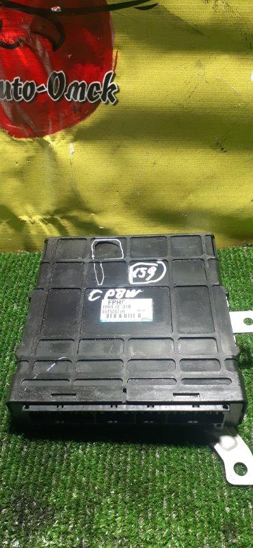Блок управления efi Mazda Premacy CP8W FP-DE 2004 (б/у)