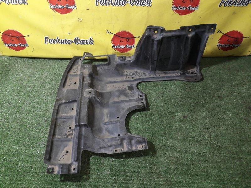 Защита двс Toyota Isis ZNM10 передняя правая (б/у)