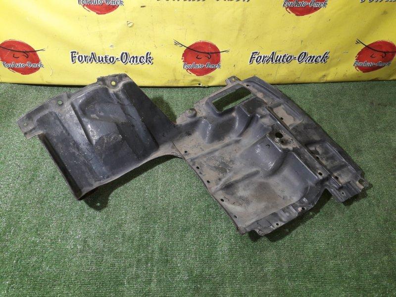 Защита двс Toyota Isis ZNM10 передняя левая (б/у)