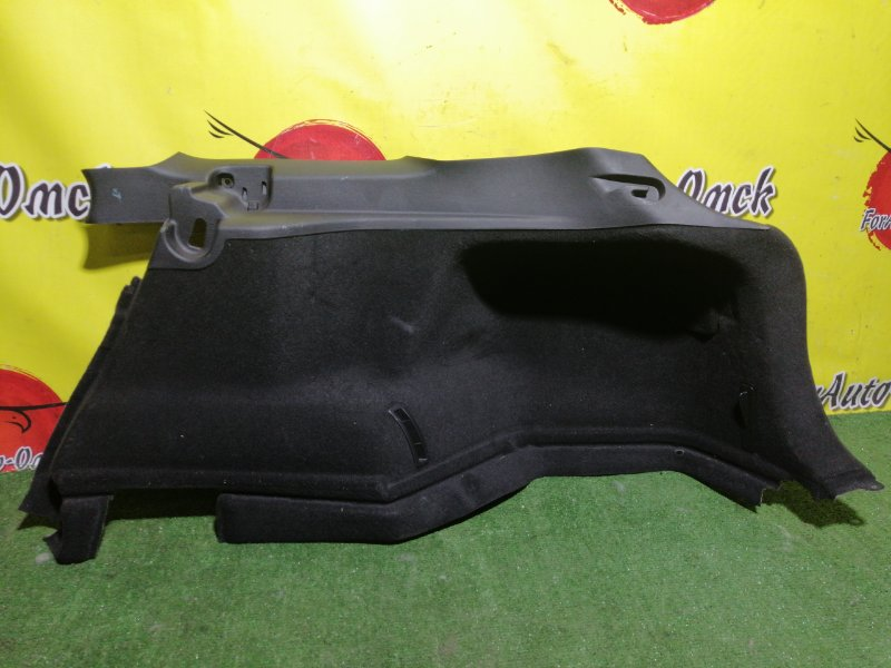 Обшивка багажника Toyota Avensis ZRT272 3ZR-FAE 2011 задняя правая (б/у)