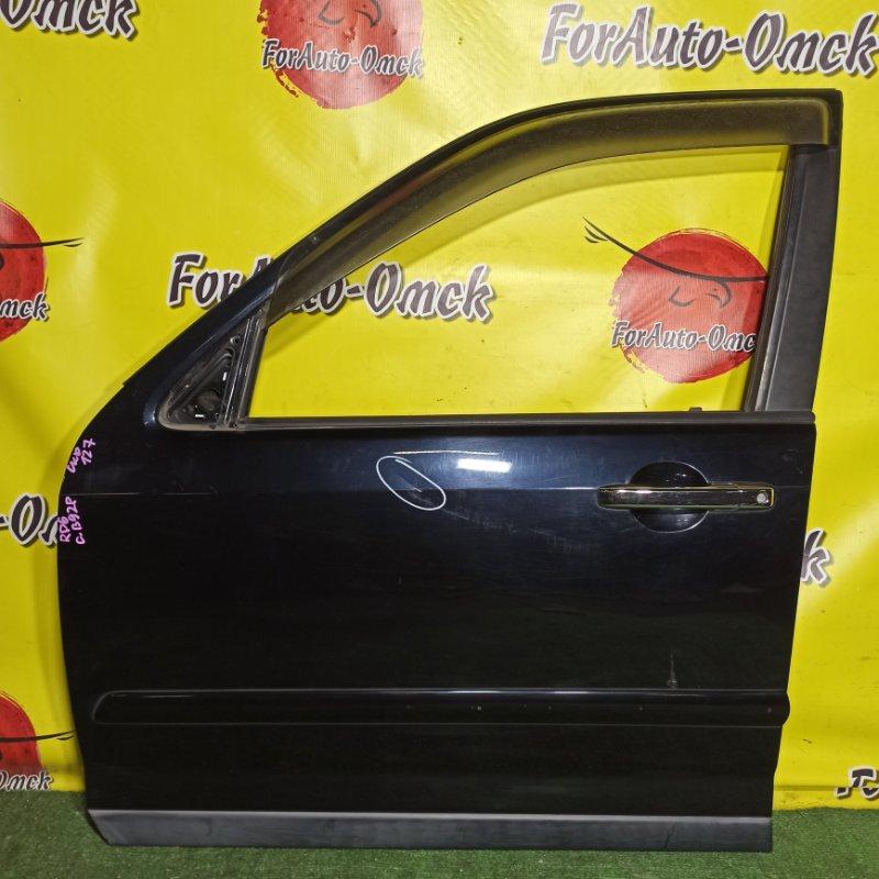 Дверь Honda Cr-V RD6 K24A передняя левая (б/у)