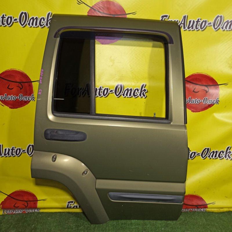 Дверь Jeep Cherokee KJ EKG задняя правая (б/у)