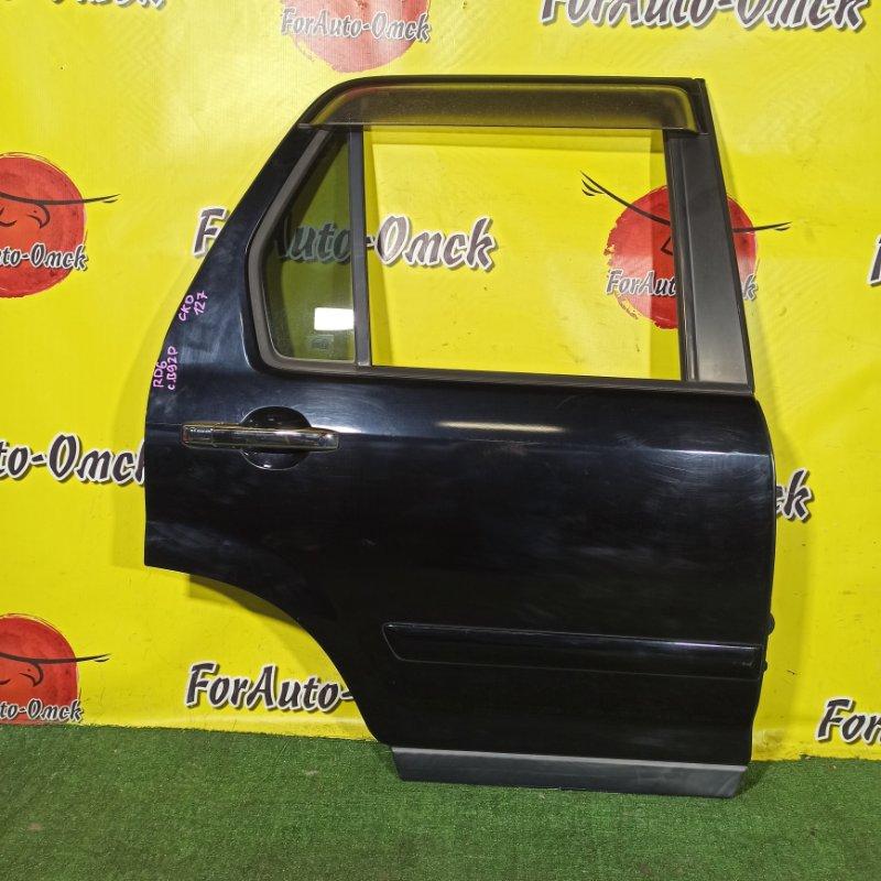 Дверь Honda Cr-V RD6 K24A задняя правая (б/у)