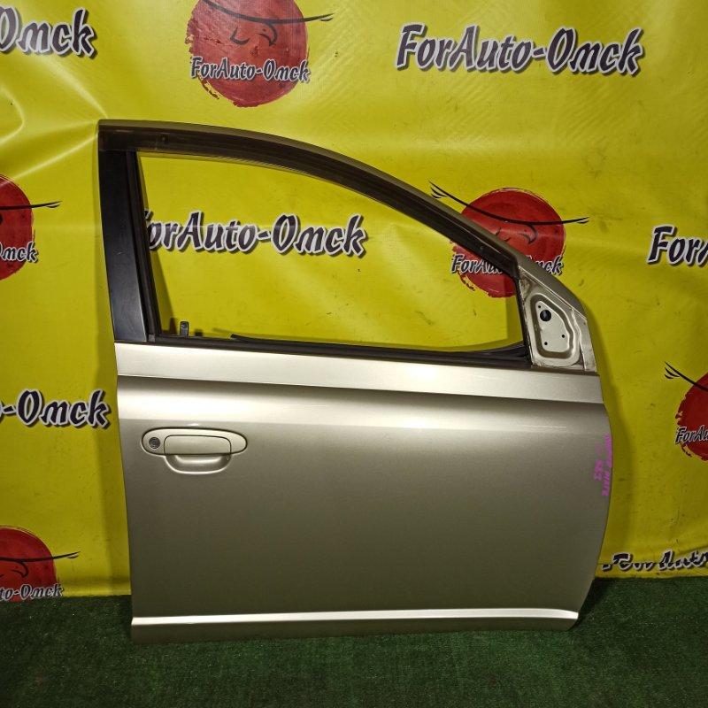 Дверь Toyota Echo NCP12 передняя правая (б/у)