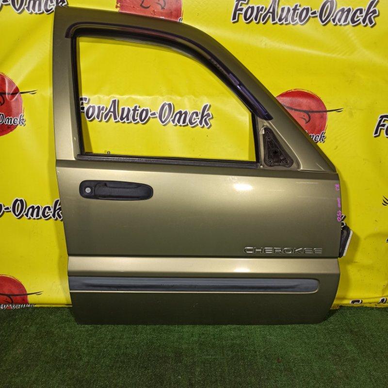 Дверь Jeep Cherokee KJ EKG передняя правая (б/у)
