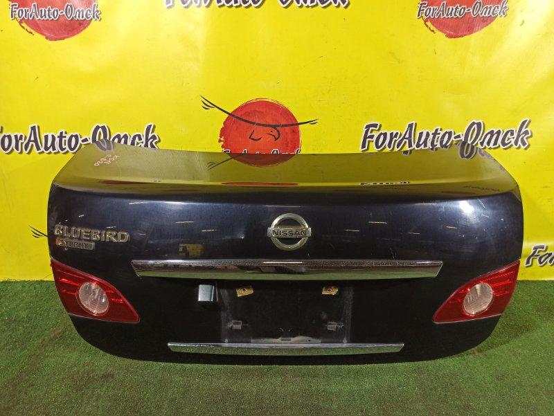 Крышка багажника Nissan Bluebird Sylphy G11 (б/у)