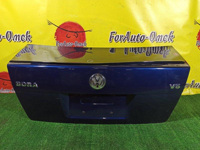 Крышка багажника Volkswagen Bora 1J2 (б/у)
